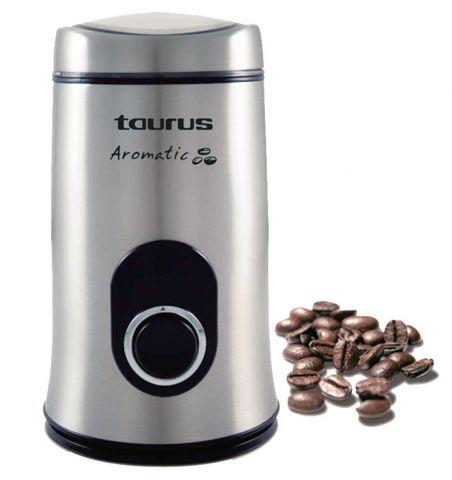 MOLINILLO TAURUS AROMATIC INOX 150W