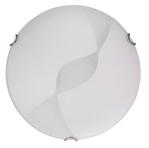 PLAFON MACEDONIA BLANCO 2 LUCES