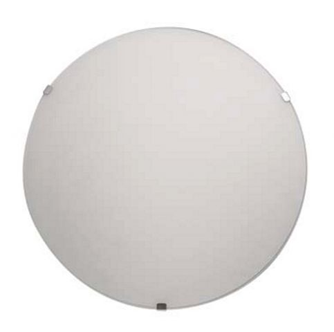 PLAFON MERCURIO 006683001 BLANCO 2 LUCES 30 CM