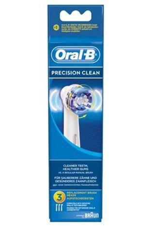 RECAMBIO DENTAL ORAL-B EB-20-3 FFS PRECISSION CLEA