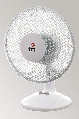 VENTILADOR FM S-123 SOBREMESA 23 Ø CM