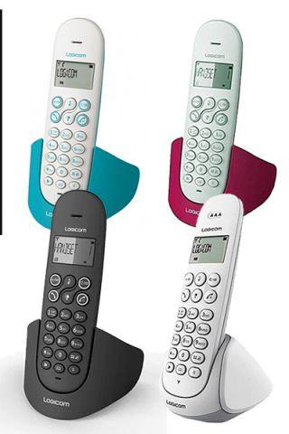 TELEFONO LOGICOM LUNA 150 MANOS LIBRES 4 COLORES