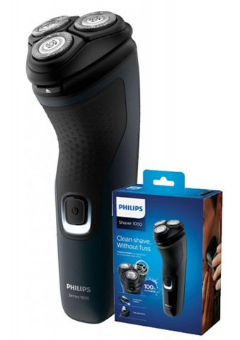 AFEITADORA PHILIPS S1231 RECARGABLE Y CORTAPATILLA
