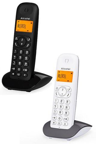 TELEFONO ALCATEL C-350 MANOS LIBRES 2 COLORES